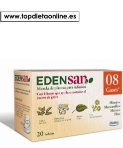 Edensan Gases 08 - Dietisa 20 filtros