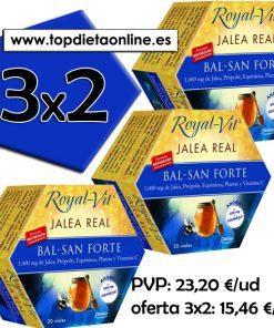 3X2 Jalea Bal-San Royal Vit de Dietisa