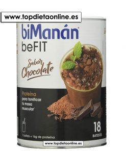 Befit batido chocolate Bimanan
