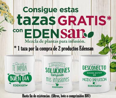 Taza gratis con EDENSAN Dietisa