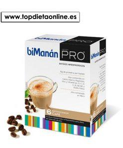 Batido de café bimanan pro