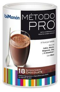 BIMANAN beFit sabor chocolate 18 Batidos