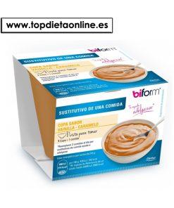 Copa de Vainilla-Caramelo - Biform 210 g