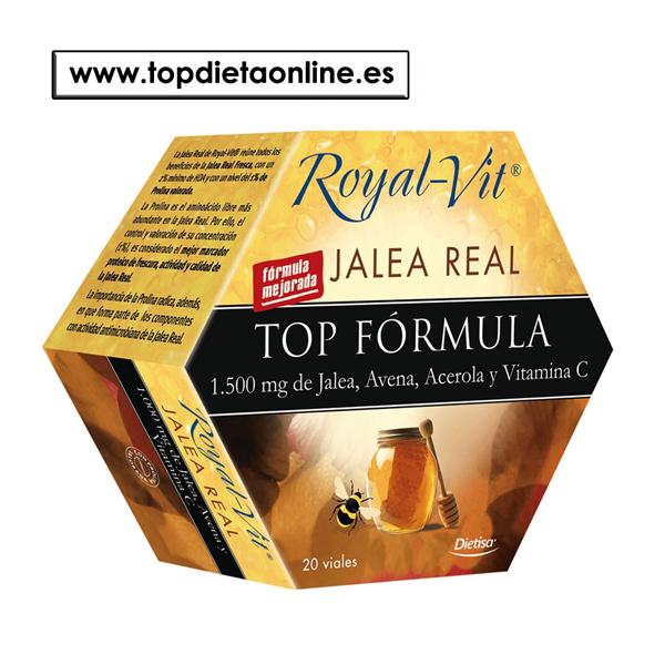 Jalea real top fórmula de dietisa