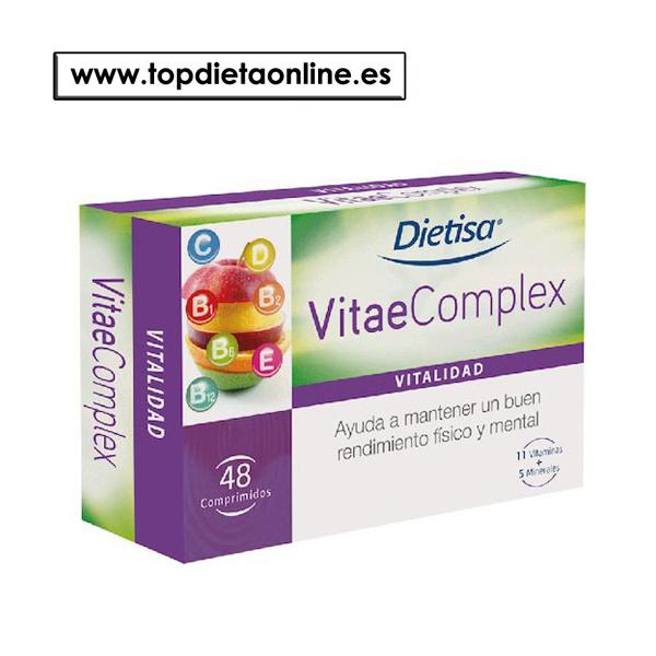 VITAE COMPLEX - Dietisa 48 comp