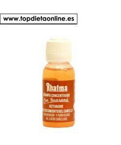 Champú concentrado activador de crecimiento - Rhatma 30 ml