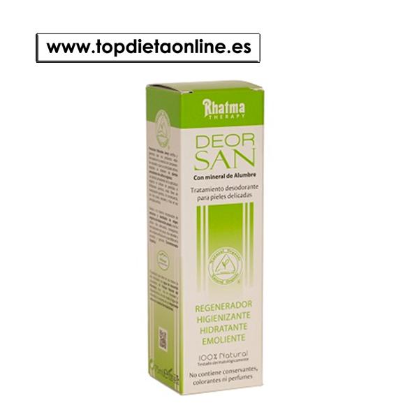 Desodorante DEOR SAN - Rhatma 75 ml