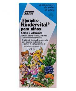 Floradix Kindervital para niños - Salus 250 ml