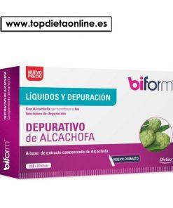 Depurativo de alcachofa Biform de Dietisa