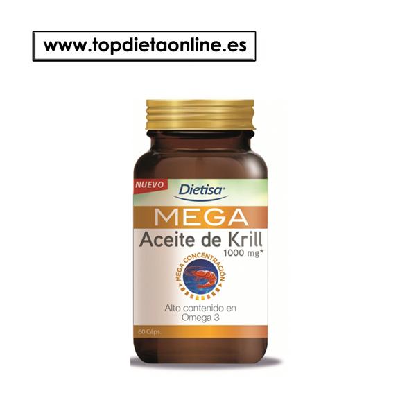 aceite de krill dietisa. Omega 3