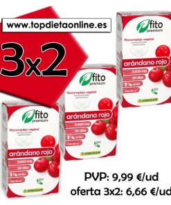 3x2 Arandano rojo Fitopremium de Pinisan