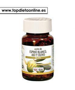 Espino blanco, ajo y olivo de Tongil