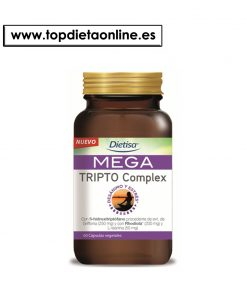 Mega Tripto Complex- Dietisa 60 cápsulas
