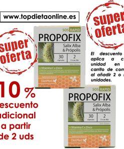 propofix sos rapid Dietmed descuento 10%
