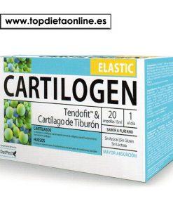 Cartilogen elastica de Dietmed con Tendofit