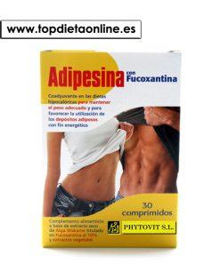 adipesina con fucoxantina phytovit