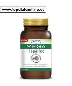 mega hepático de dietisa