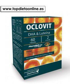oclovit DHA + luteína de Dietmed
