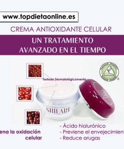 Crema antioxidante celular Shilart