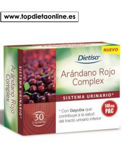 arandano rojo complex de dietisa