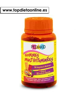 Gominolas multivitaminas Pediakid