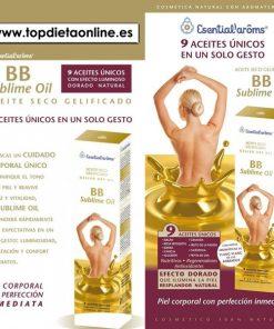 bb sublime oil esential aroms