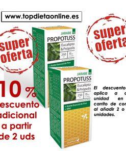 Propotuss Expectorante Jarabe Dietmed 10%