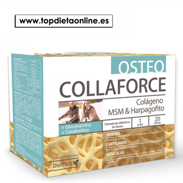 Collaforce osteo de Dietmed