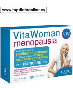 Menopauisa vitawoman Eladiet