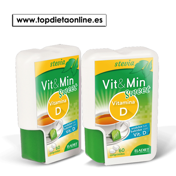 Stevia con vitamina D
