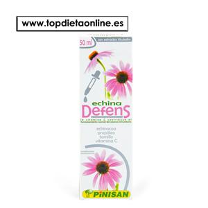 Echina defens gotas Pinisan
