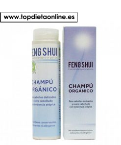 Champú orgánico feng shui