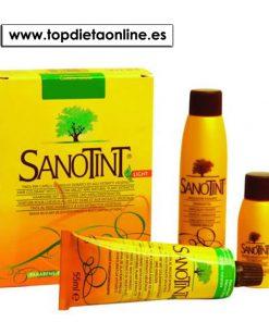 Sanotint sensitive. Tinte para cuero cabelludo sensible