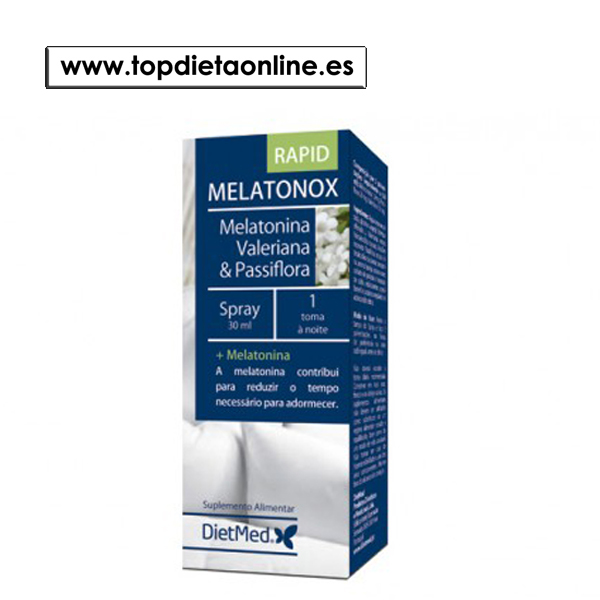 melatonox spray de dietmed