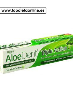 aloe dent triple acción dentífrico
