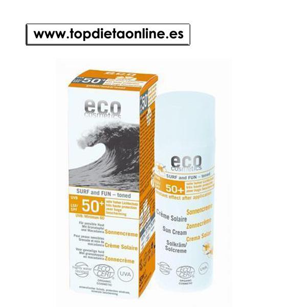 Crema color FPS 50 Eco cosmetics
