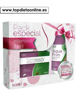 pack slimreay + aquaprim eladiet
