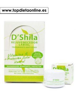 rejuvenecedor labial limon D'Shila