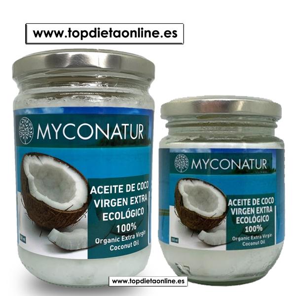 Aceite de coco MyConatur