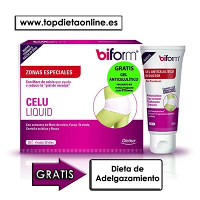 Pack celuliquid Biform