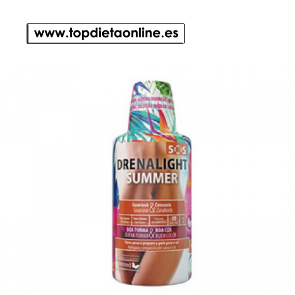 drenalight summer dietmed
