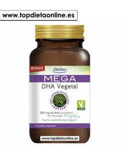 DHA vegetal Dietisa