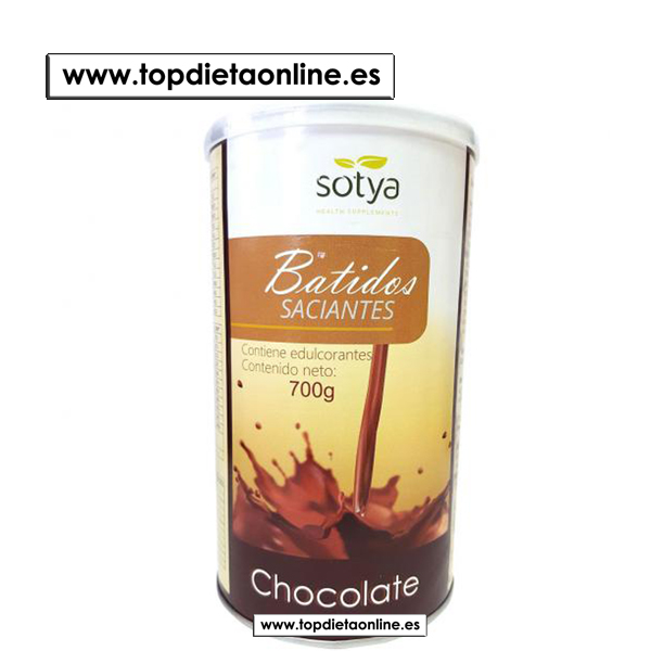 batido saciante chocolate