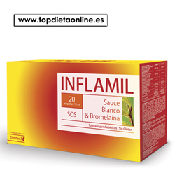 Inflamil ampollas Dietmed