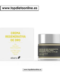 Crema regenerativa de oro Ebers