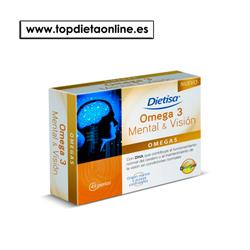 omega 3 mental y vision Dietisa