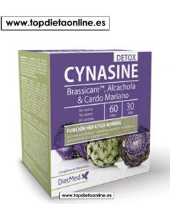Cynasine Detox cápsulas Dietmed