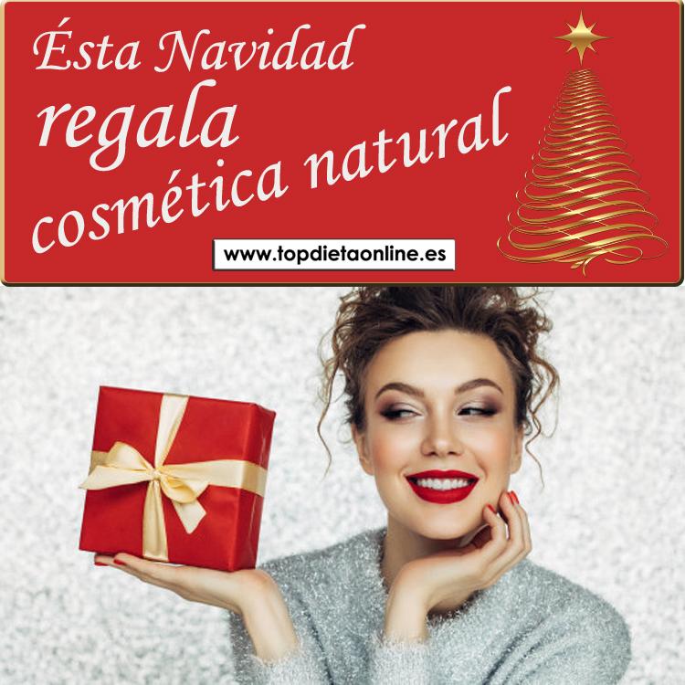 Esta Navidad regala cosmética natural
