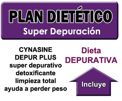 Plan dietético después de navidad