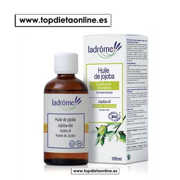 Aceite de jojoba Ladrome